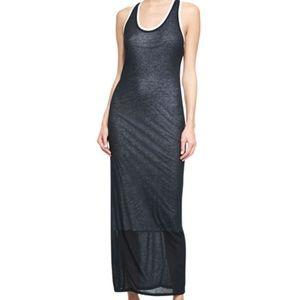 HELMUT LANG racerback Maxi dress Medium